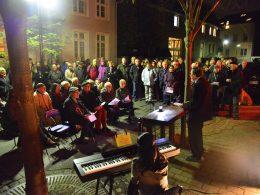 Mahn- und Gedenkfeier: Vor 78 Jahren brannte auch in Schwerte die Synagoge