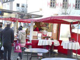 Berufungen zurückgezogen: Marktcafé bleibt auf dem kleinen Markt