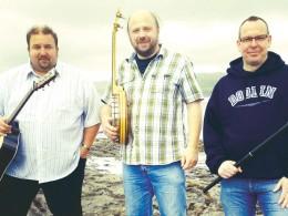 """Die """"Stokes"""" kommen in die Rohrmeisterei – mit Liebeserklärungen an die irische Tradition"""
