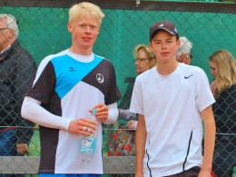 Stadtmeisterschaft: Maximilian Grundmann entzaubert Kilian Schmitz