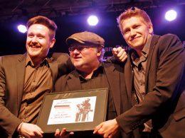Chris Kramer und Kevin O'Neal gewinnen German Blues Challenge
