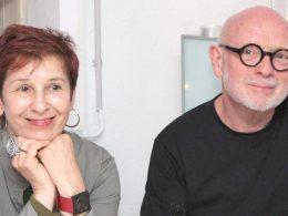 Überwiegend WEISS: Werke von Andrea Schütte und Jan van Nahuijs im JAVANA