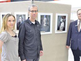 Spannende Ausstellung mit Gesichtern aus dieser Stadt