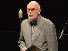 Hohe Auszeichnung für Prof. Carl-Joachim Heinrich