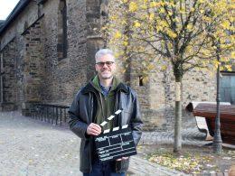 Filme, Literatur, Musik oder Kunst: Stadtkirchenpfarrer Tom Damm öffnet die Kirchentüren weit