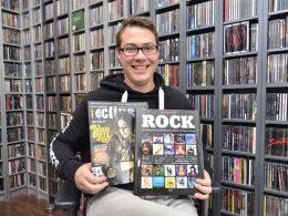 Mike Borrink und ein starkes Buch über guten Rock – Verlosungsaktion