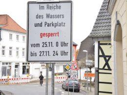 Weihnachtsmarkt und Soulmusik: Parkplatz RdW im dicksten Trubel gesperrt
