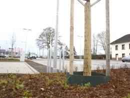 18 Plätze mehr: Park-and-Ride-Parkplatz am Bahnhof ist fertig