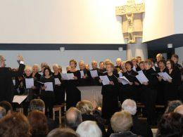 Ökumenische Chöre singen in der Johanniskirche