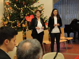 Schwerter feiern Interreligiöses Weihnachtsfest