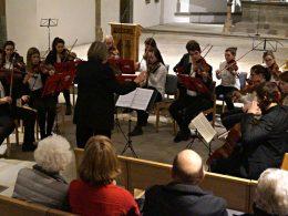 Wenn die Bratsche singt: Weihnachtskonzert des Westfälischen Jugendkammerorchesters