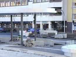 Omnibusbahnhof nimmt erst Mitte Januar seinen Betrieb auf