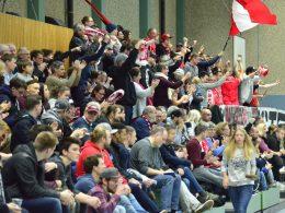 Doppelspieltag: Futsaler und Volleyballerinen machen gemeinsame Sache