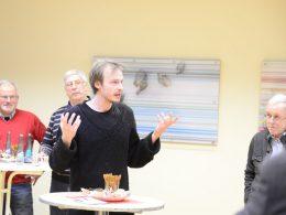 Vernetzen, reden, helfen: Die Kultur trägt die Kultur