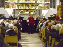 Musikschulkonzert: Wo der Altarraum zur Weihnachtsbäckerei geriet