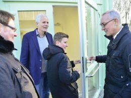 Schlussstrich unter endloser Geschichte: Zusätzlicher Schulraum am Gänsewinkel ist bereitgestellt